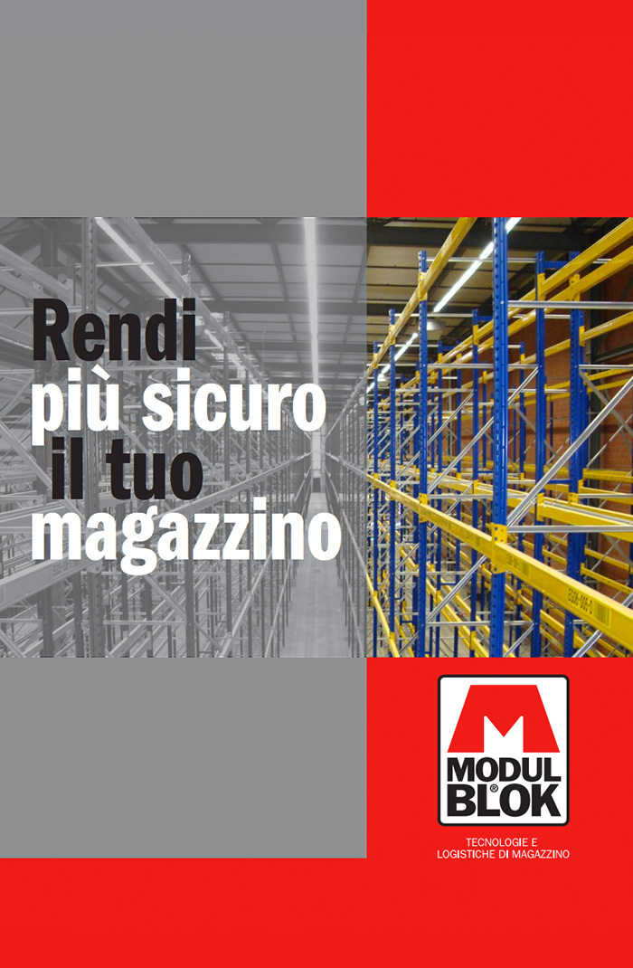 Cover brochure Modulblok service