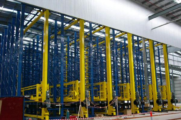 Modulblok magazzini automatici