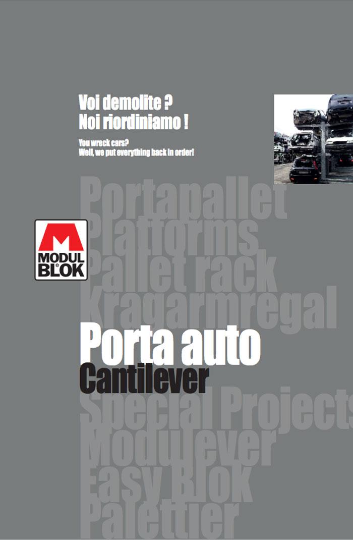 Modulblok Car Rack Brochure